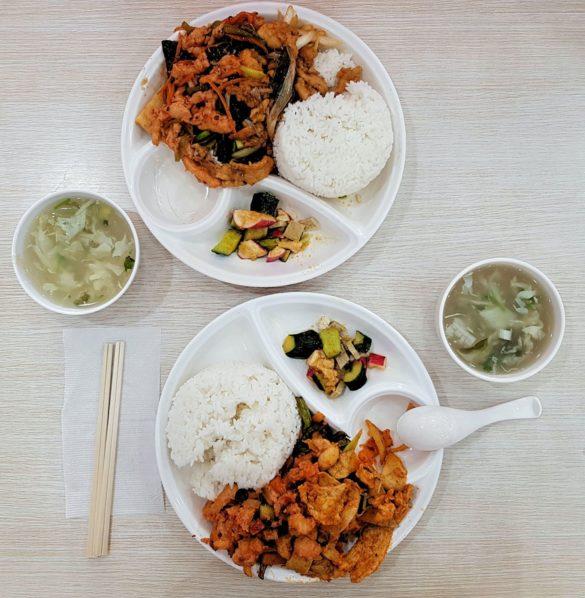 Chinese food we enjoyed – Part one