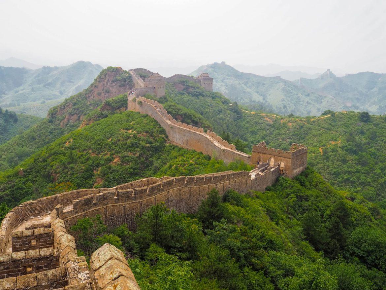 Jinshanling Great Wall one day trip