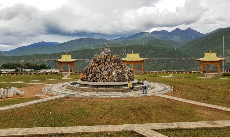 Almost secret Tibet