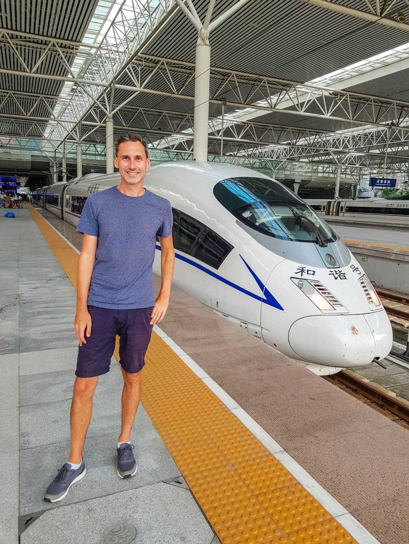 Xian and Chengdu