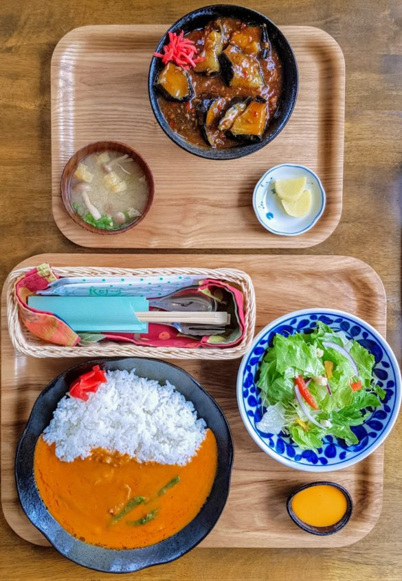 Exceptional japanese cuisine