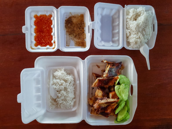 Cambodian food
